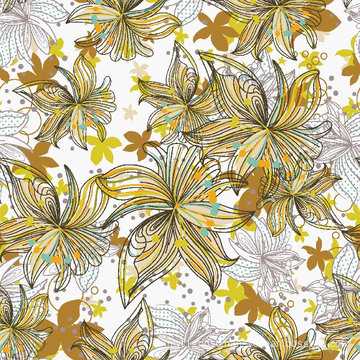 Fashion Swimwear Fabric Digital Printing Asq-02