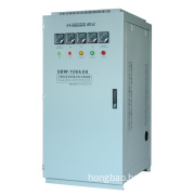 Single-Phase and Three-Phase Full-Automatic Compensated Voltage Stabilizer (SBW)