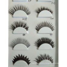 hot sell synthetic eyelash wholesale in FALSE eyelashes famous brand