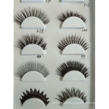 hot sell synthetic eyelash wholesale in FALSE eyelashes famous brand