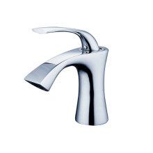 Serie Armaturen mit Küche Dusche Badewanne und Waschbecken