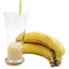 China origin Banana puree drum packing 200kg/drum brix 20-23%,100% natural