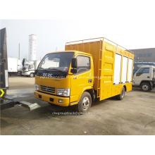 Dongfeng 4x2 camion d'élimination des eaux usées