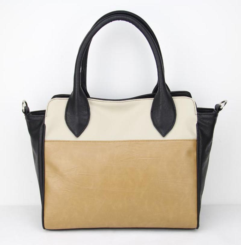 Leather Ladies Shoulder Tote Bag
