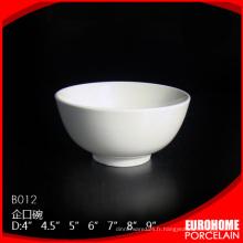 """6.5""""/8.75""""/10 en céramique """"ronde et carrée Compotier, bol de riz, bol à salade"""