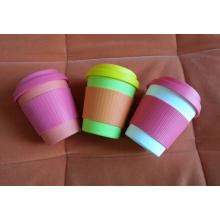 Eco Bambusfaser Geschirr Kaffeetasse (BC-C1027)