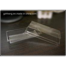 Fábrica oferta clara PP pastel caja (caja de alimentos)