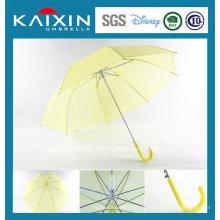 Niedriger Preis Werbung EVA Plastikschirm