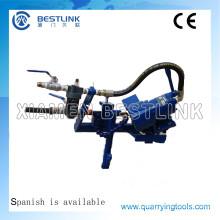 Amoladora de Rod de taladro neumático Integral y brocas de cincel, máquina de pulir