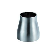 Réducteur excentrique soudé sanitaire en acier inoxydable