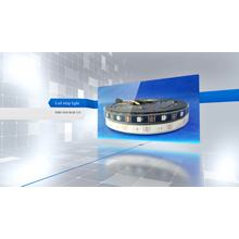 12v ucs1903/sm16703 14.4w/m 5m/roll led strip light