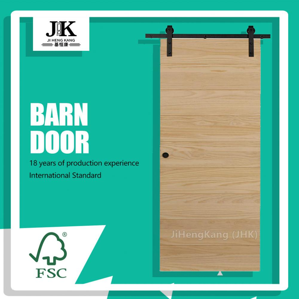 JHK-F Residential Wood Barn Door Hardware
