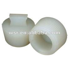 Tapón de tapa de goma de silicona personalizada