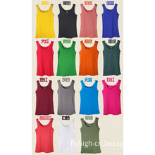 Custom Wholesales Fashion Lady Lace Tank Tops