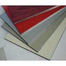 panel compuesto de aluminio alucobond / hoja
