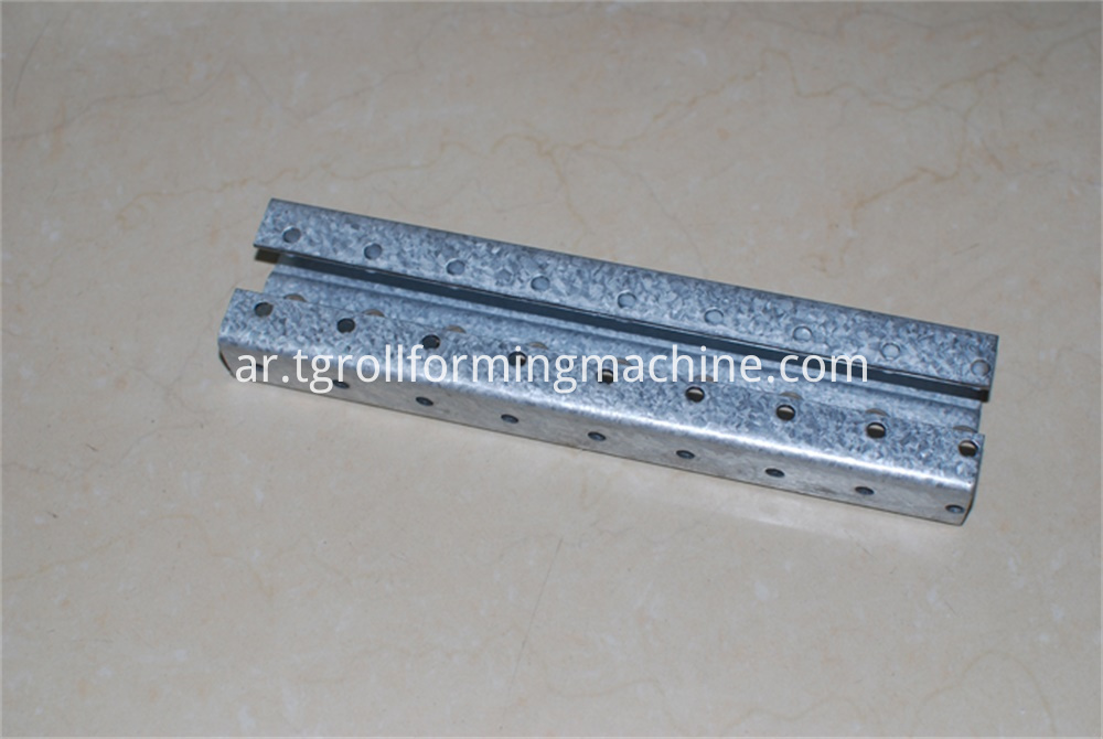 Electric Cabinet Profile Roll Forming Machine