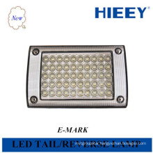 E-MARK LED trailer reverse tail lamp 10-30V led IP67 trailer tail light for truck