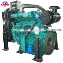 R4105ZD chinês gerador de motor diesel marinho