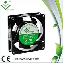 92 * 92 * 25mm Geschwindigkeitsregelung PWM Kundengebundener 110V 240V Wechselstrom-Ventilator