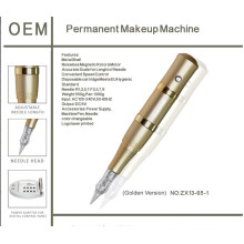 Machine de maquillage permanente de pièces d'arme Custom