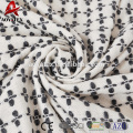 Most popular printed acrylic knitted blanket with tassel