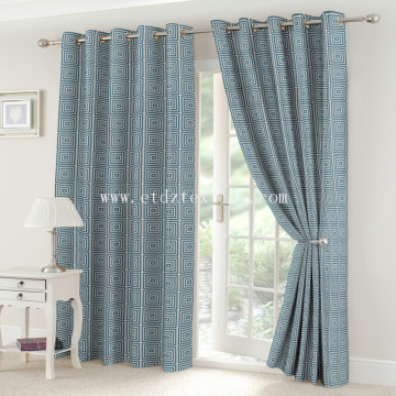 HOT LINEN LIKE DESIGN OF SOFT TEXTILE WINDOW CURTAIN FABRIC