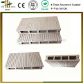 White veranda outdoor waterproof wpc flooring/wood plastic wpc flooring tiles/wpc flooring