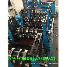 Galvanized Steel Bottom Plate Stereo Garage Roll Forming Equipment Dubai