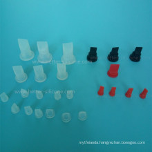 Medical Devices Molded FKM EPDM Br NBR Silicone Rubber Valve