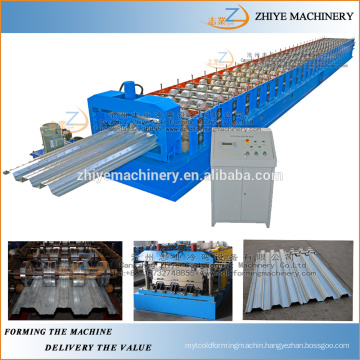 steel roofing deck forming machine/ Floor Decking Cold Roll Forming Machinery