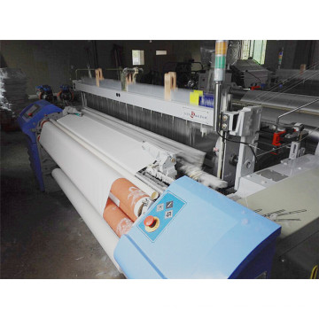 Electrical Smart Lowest Power Per Meter Muslin Fabric Weaving Air Jet Looms Machine