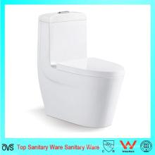 Ovs Foshan Sanitaria Ware Closet de agua de cerámica con autolimpieza Nano Glaze