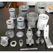 Aluminum Motor Casing Parts