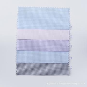 Tecido para camiseta de poliéster Tecido anti-rugas e umidade