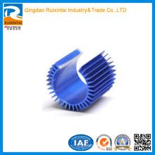 Aluminio de alta anodización-Aluminio-disipador de calor para la costumbre