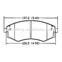 D700 58101-28A00 for MK brake pad
