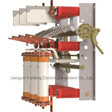 FN7-12R (T) D uso interno interruptor de carga de alta tensão com fusível