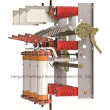 FN7-12R (T) D Interrupteur à rupture de charge Hv à usage intérieur avec fusible
