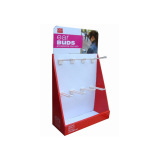 Cardboard Counter Displays for Cosmetic with Printing Cdu Greeting Card Displays (ENCD001)