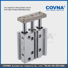 High Quality three Shafts air Cylinder With Guiding Rod