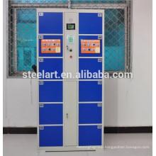 12 Doors Finger Print electrical locker