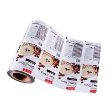Пищевая упаковка Пленка | Печатная ламинирующая пленка