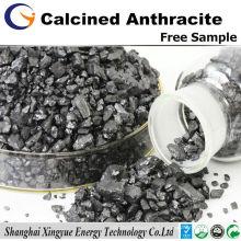 Aditivo de carbono com baixo teor de enxofre / elevador de carbono / carburant