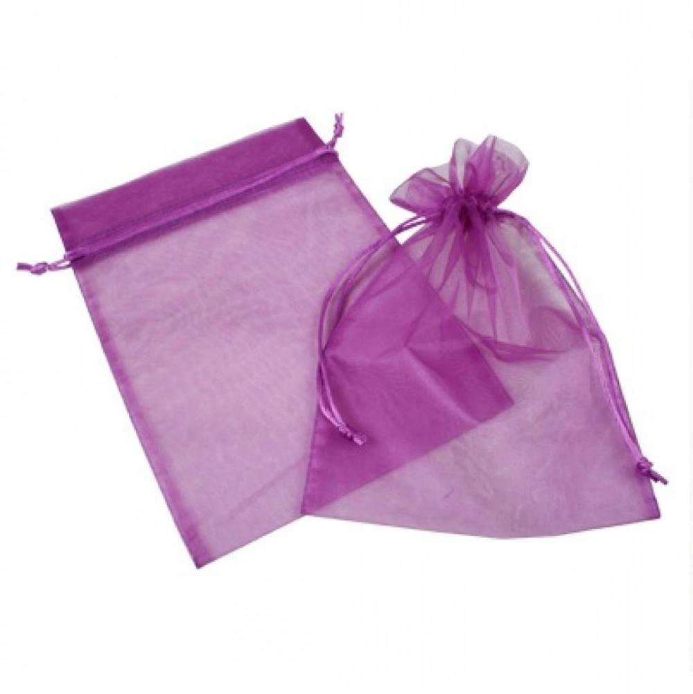 High quality customized perfume organza pouch