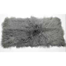 mongolian Lamb Skin Blanket