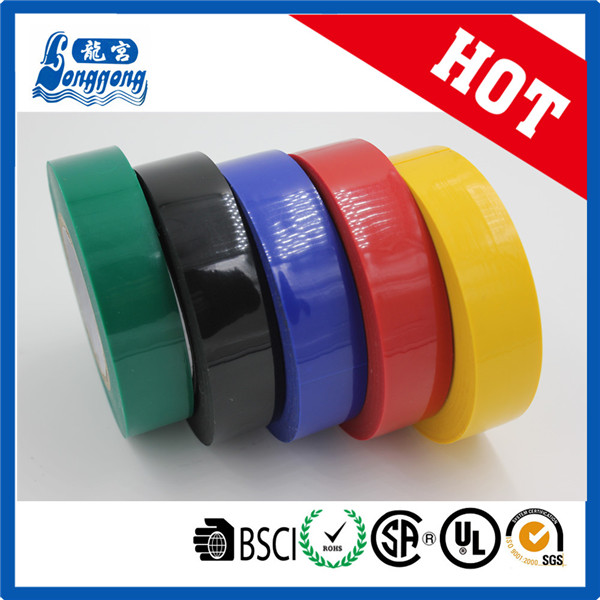 colorful pvc tape