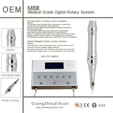Ms8-III Mdedical Grdaced Goochie Digitdal Permdanent Make up Machine