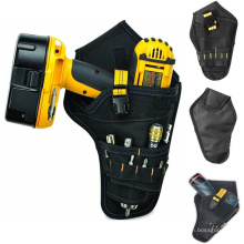 Cheap Drill Holster Quality Waist Tool Holder Bag Premium Drill Tool Pouch Bag