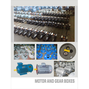 Electrical Motor, Gear Box Y, Y2 Series