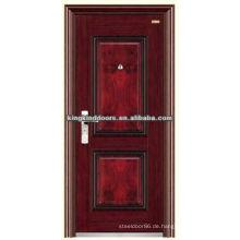 Beliebt In Nigeria Wohn-Stahl Sicherheit Tür KKD-517 für Haustür-Design